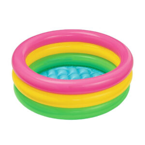 Intex Sunset Glow Baby Pool (34 Inches)-0