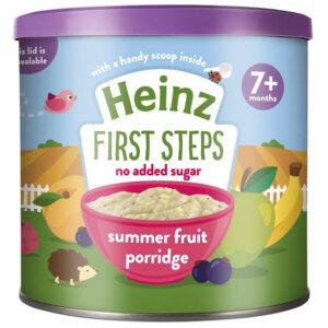 Heinz Summer Fruit Multigrain (7M+) - 240gm-0