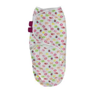 Carter's Premium Baby Swaddle Adjustable Infant Wrap -0