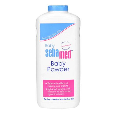 Sebamed Baby Powder - 400 gm-0