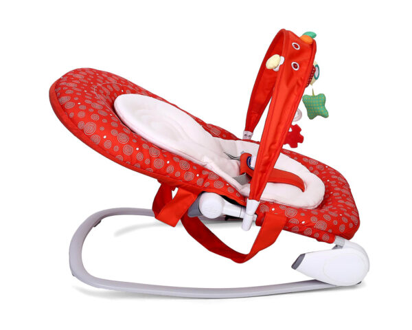 Chicco Hoopla Baby Bouncer Berry - Red-10971
