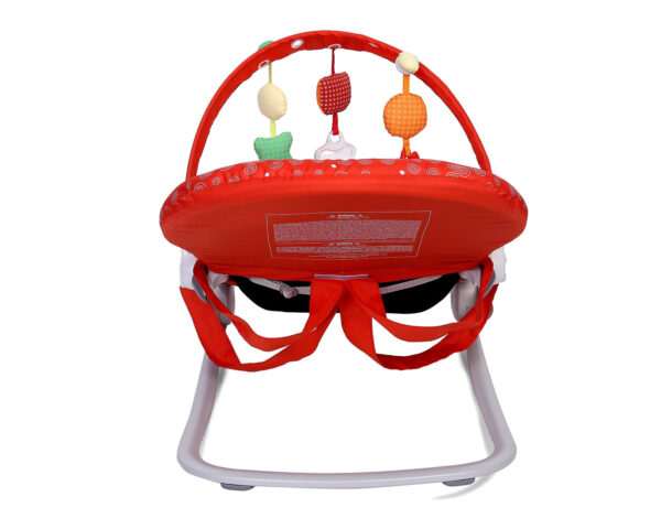 Chicco Hoopla Baby Bouncer Berry - Red-10968
