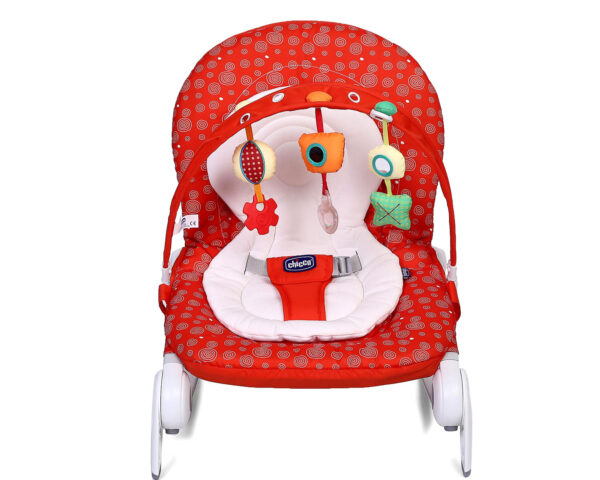 Chicco Hoopla Baby Bouncer Berry - Red-10970