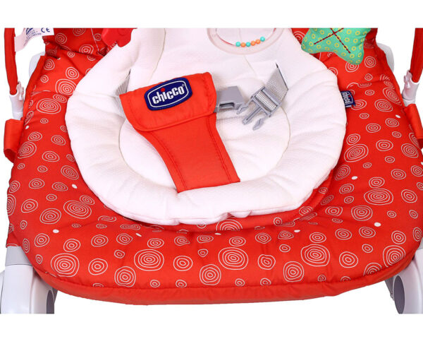 Chicco Hoopla Baby Bouncer Berry - Red-10973