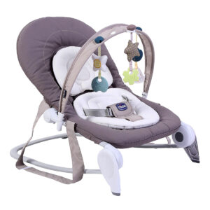 Chicco Hoopla Baby Bouncer - Natural-0