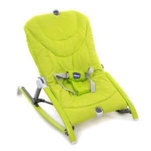 Chicco Pocket Relax Baby Bouncer - Green-0
