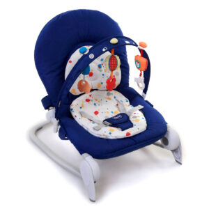 Chicco Hoopla Baby Bouncer - Blue-0