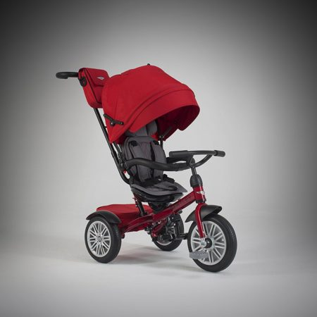 Bentley 6-in-1 Baby Stroller / Kids Trike (BN1R) - Dragon Red-0