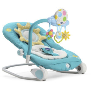 Chicco Balloon Baby Bouncer - Blue-0