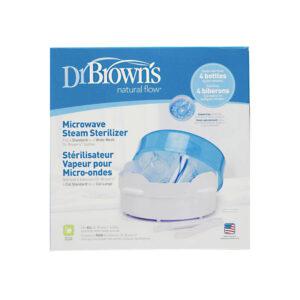 Dr. Brown's Microwave Steam Sterilizer-0