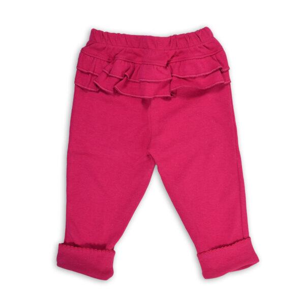 Carter Hosiery Cotton Legging (Pink/White) - Pack Of 2-10196