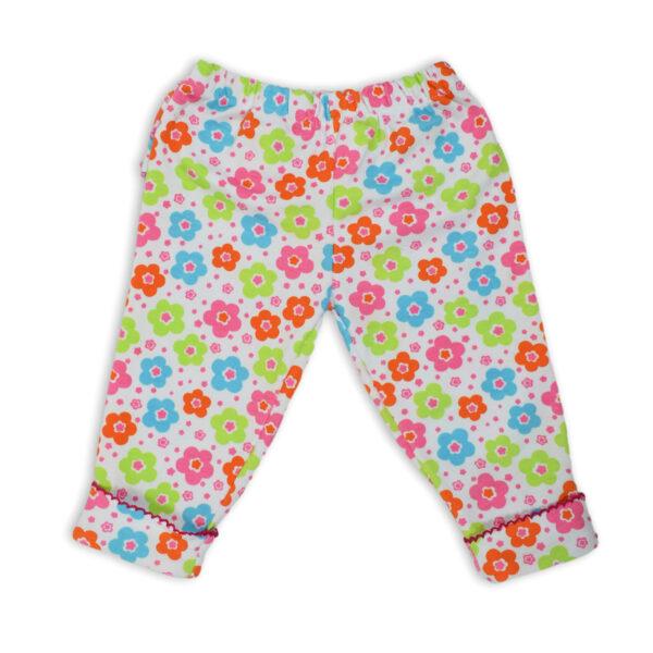 Carter Hosiery Cotton Legging (Pink/White) - Pack Of 2-10195