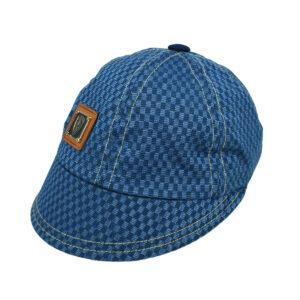 Boy Summer Caps - Blue-0