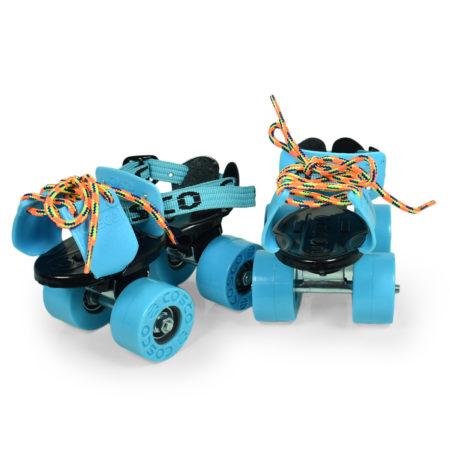 Cosco Zoomer Roller Skate Senior (23004) - Sky Blue-0