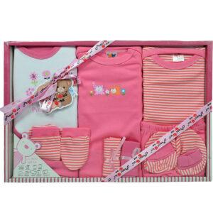 Precious 10 Pieces Gift Set - Pink-0