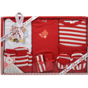 Precious 10 Pieces Gift Set - Red-0