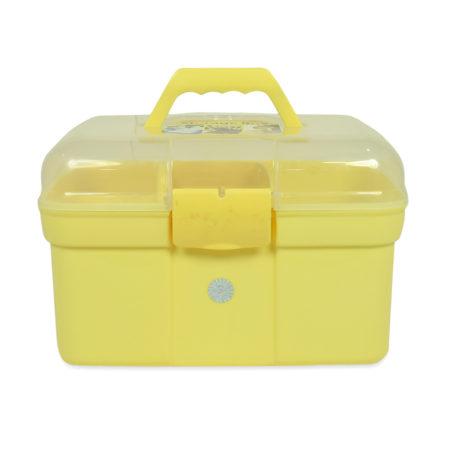 Multi Purpose Storage Box - Yellow-0
