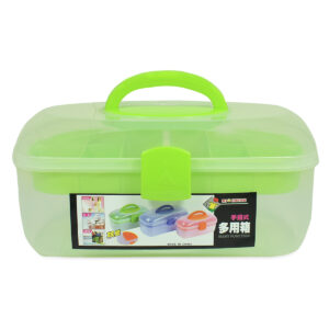 Multi Purpose Storage Box - Green-0