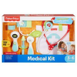 Fisher Price Medical Kit - Multi Color-0