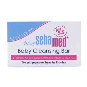 Baby Sebamed - Baby Cleansing Bar - 150g-0