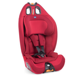 Chicco Gro-Up 123 Baby Forward Facing Car Seat Red Passion-0