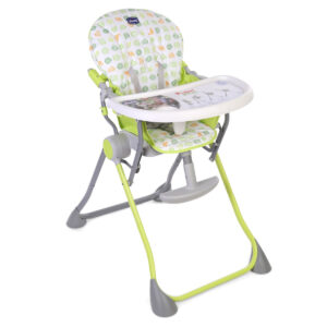 Chicco Pocket Meal High Chair - Green-0