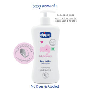 Chicco Baby Moments Body Lotion - 500 ml-0