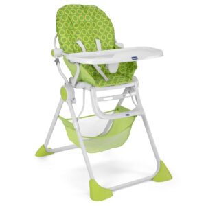 Chicco Pocket Lunch High Chair - Jade-0