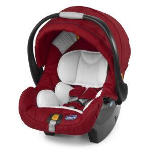 Chicco Keyfit EU Rear Facing Baby Car Seat - Red-0