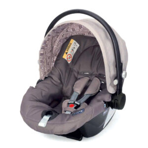 Chicco Synthesis XT-Plus Baby Car Seat - Beige-0