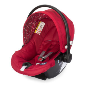 Chicco Synthesis XT-Plus Baby Car Seat - Red-0