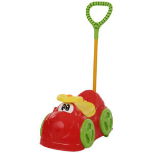 Chicco Move N Grow 2 in 1 Ride On - Red And Green-0