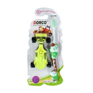 Kids Toothbrush - Green-0
