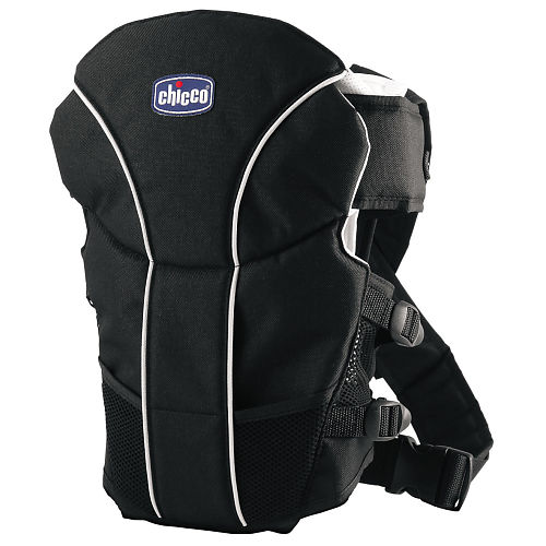 Chicco Ultrasoft Go Infant And Baby Carrier-Black-0