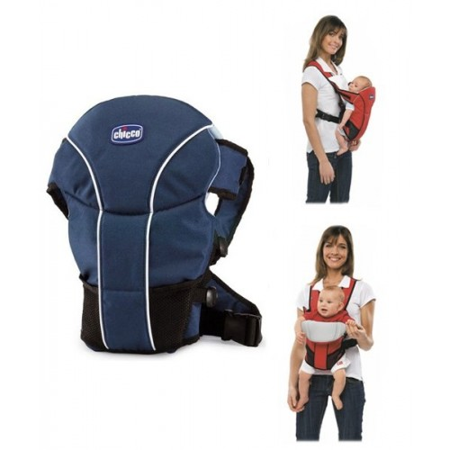 Chicco Ultrasoft Go Infant And Baby Carrier-Black-11811