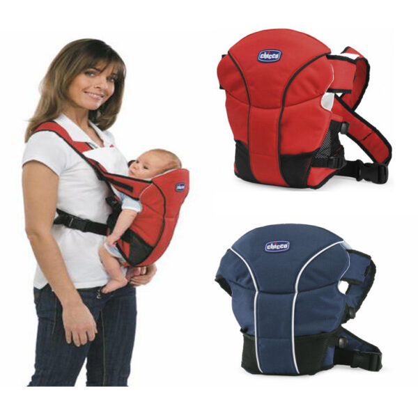 Chicco Ultrasoft Go Infant And Baby Carrier-Black-11809