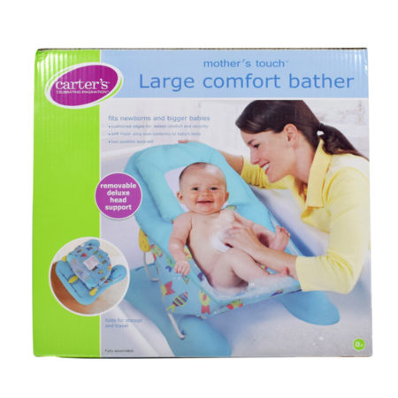 Carters Mothers Touch Comfort Bather, 0M+-0