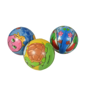 Soft Sponge Ball Pack of 3 - Multicolor-0