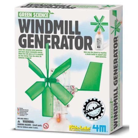 Kidz Labs 4M Windmill Generator - 8Y-0