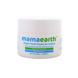 mamaearth Diaper Rash Cream with Calendula Extracts - 50 ml-0