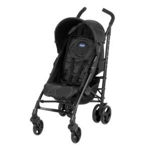 Chicco Lite Way Stroller Basic Ombra (Black)-0