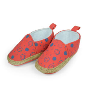 Polo Baby Soft Booties (Loafer) - Red-0