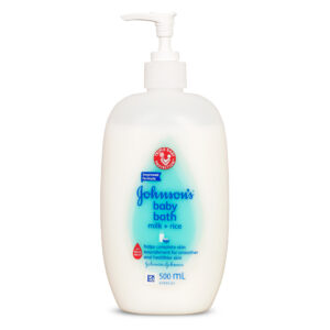 Johnson's baby Milk And Rice Bath - 500 ml-0