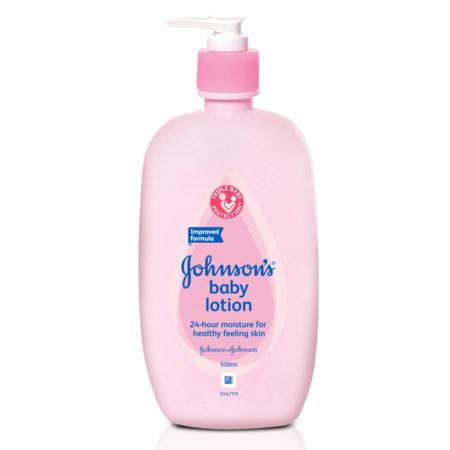 Johnson's baby Lotion - 500 ml-0