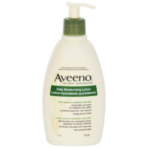 Aveeno Active Naturals Daily Moisturizing Lotion - 354 ml-0