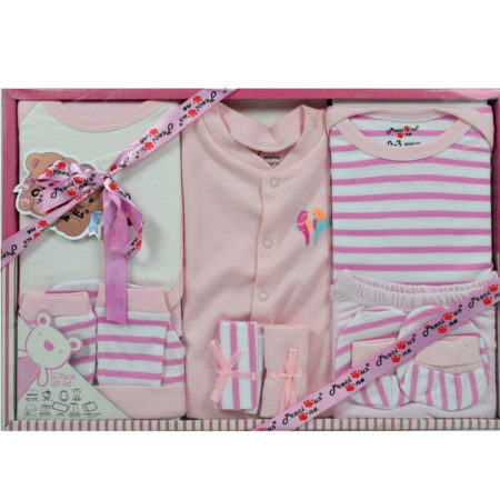 Precious 10 Pieces Gift Pack - Pink-0