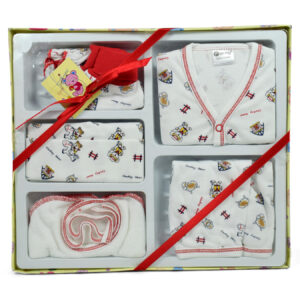 Montaly 6 Pieces Gift Set - Red-0