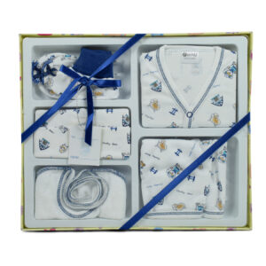 Montaly 6 Pieces Gift Set - Blue-0
