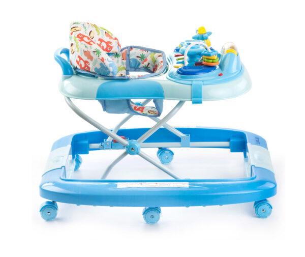 LuvLap Grand Baby Walker Cum Rocker (18297) - Blue-14643