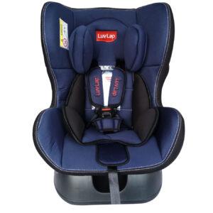 LuvLap Sports Convertible Baby Car Seat (18217) - Blue-0